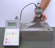 金型のR寸法測定
