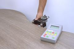 木工、工芸品のR寸法測定